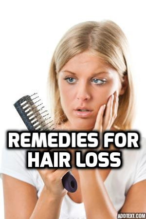 How To Get The Lost Hair Back Naturally