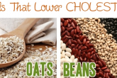 Cholesterol Lowering Foods