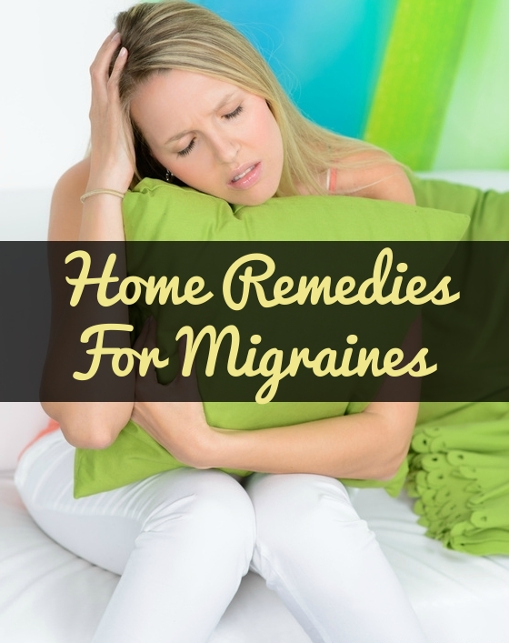 Home Remedies For Migraines Treatment