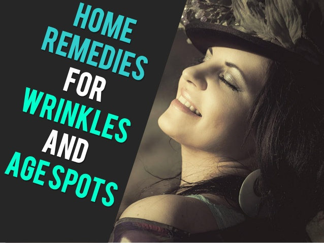 How To Get Rid Of Wrinkles - Home Remedies