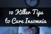 Home Remedies to Cure Insomnia