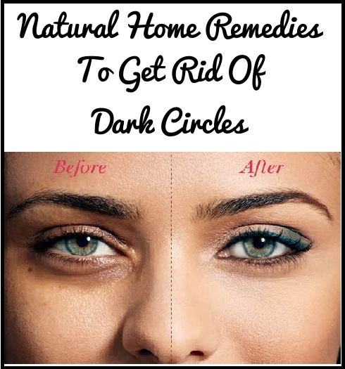 How To Get Rid Of Dark Circles Under Eyes?