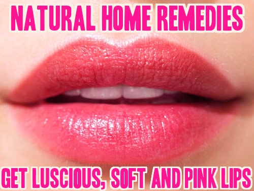 Lip Care Tips to Get Soft and Pink Lips