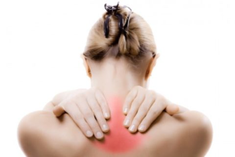 relieve upper back pain