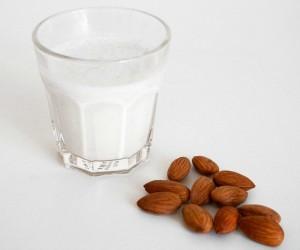 Almond + milk