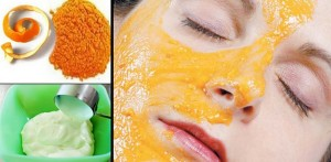 Dried Orange Peel Yogurt Face Pack