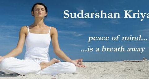 Sudarshan Kriya Yoga