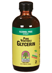 vegetable glycerin