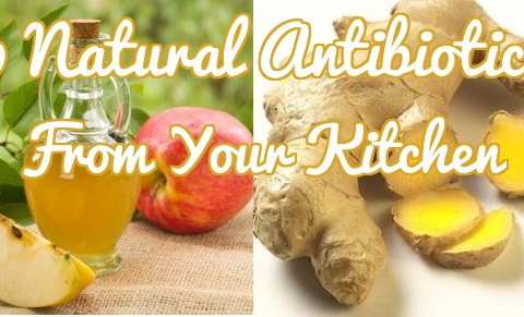 10 Natural Antibiotics From Your Kitchen