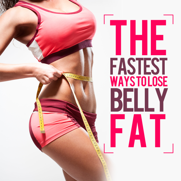 How To Lose Belly Fat Fast - Source