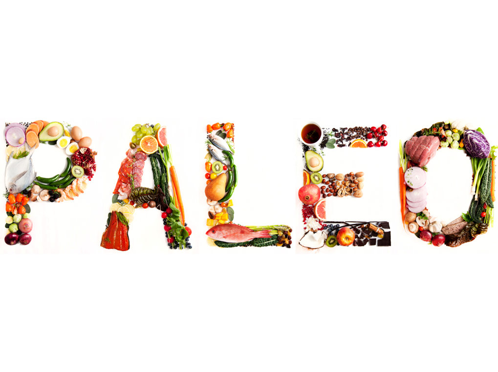 Paleolithic Diet - Paleo Diet Plan For Beginners [Infographic]