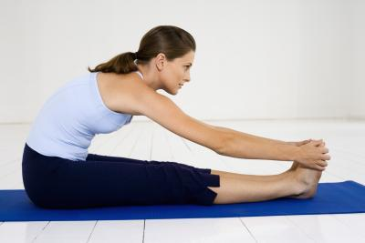 How can I improve my flexibility so I can touch my toes ...