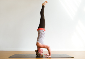 Headstand 300x207 Yoga Styles and Yoga Poses For Starters [Infographic]