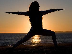 Virabhadrasana2 300x225 Yoga Styles and Yoga Poses For Starters [Infographic]