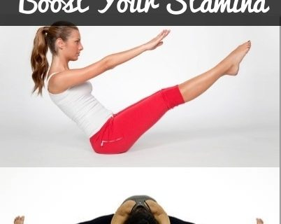 Yoga Asana's To Boost Your Stamina