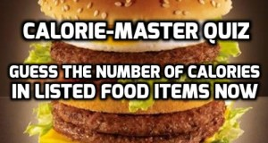 Are You A Calorie-Master? Guess The Number Of Calories In Listed Food Items Now