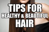 How To Get Healthy Hair