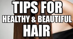 How To Get Healthy Hair?; 13 Foods For Healthy And Beautiful Hair