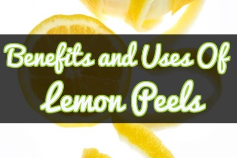 Benefits and Uses Of Lemon Peels