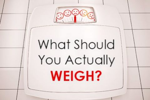 What Should You Actually Weigh