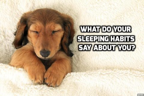 What Do Your Sleeping Habits Say About You