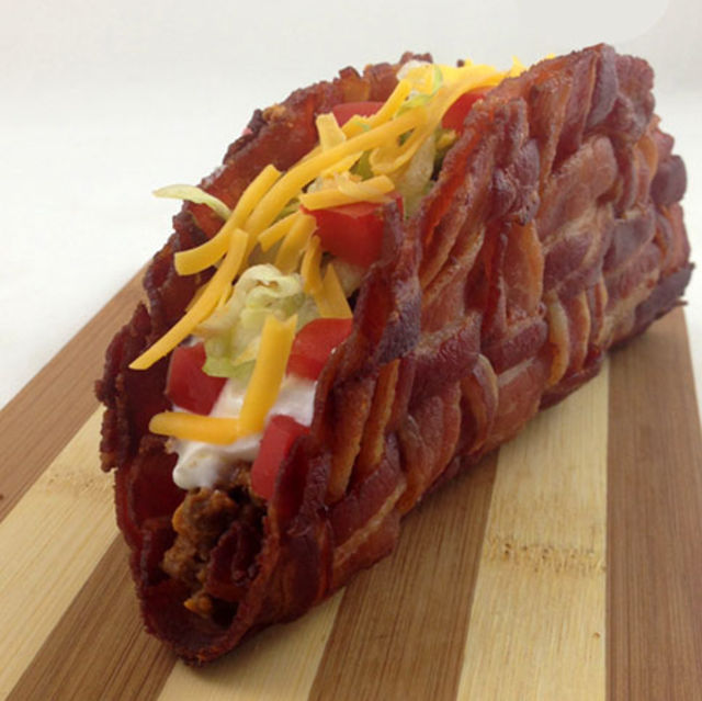 The Bacon Taco