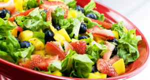 7 Delicious Cooking Secrets For Preparing A Low Calorie Salad Entree