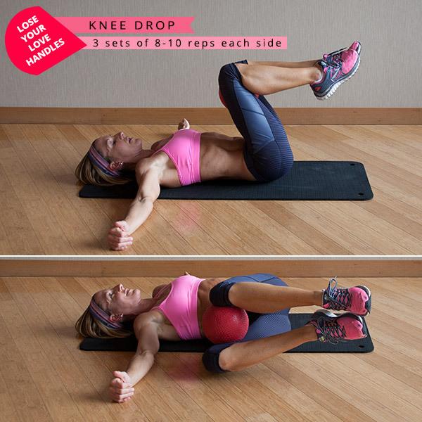 Knee Drop
