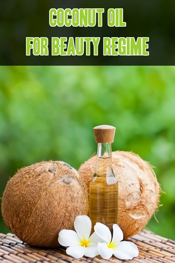 Coconut Oil For Beauty Regime