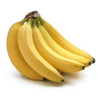 Banana to get rid of diarrhea