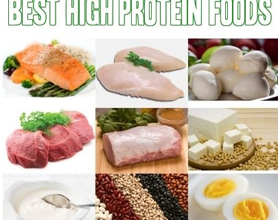Top 10 Best High Protein Foods