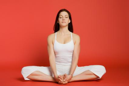 Badhakonasana or the Butterfly Pose