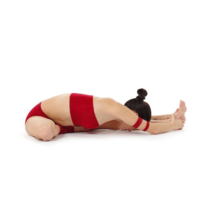 Janu Sirsasana 8 Yoga Poses for Anxie...