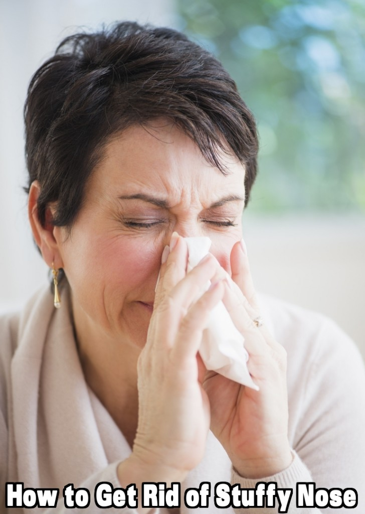 Natural Home Remedies to Get Rid of a Stuffy Nose Fast