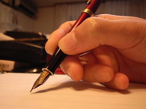 Pen Down
