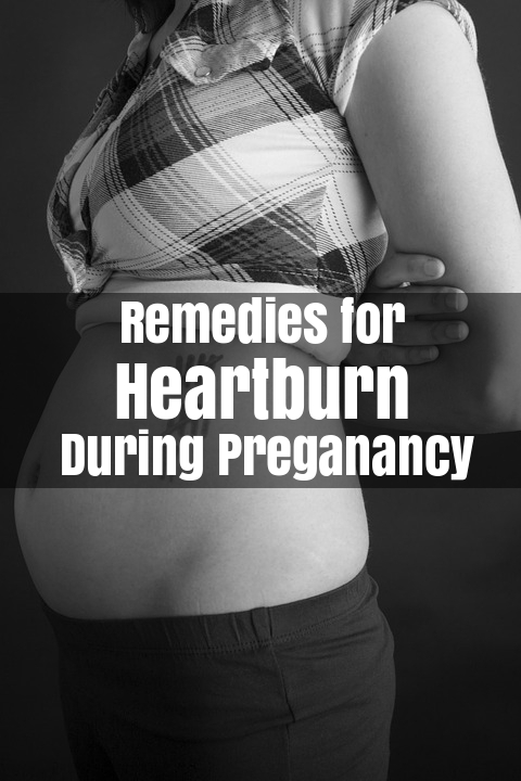 Home Remedies for Heartburn in Pregnant Women