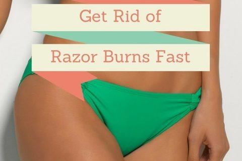 Home Remedies for Razor Burns