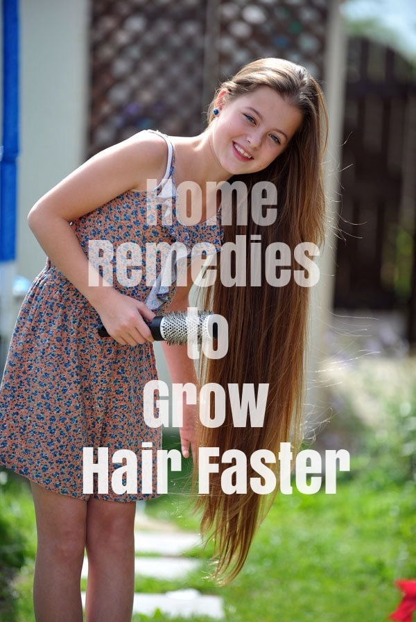 How to Grow Hair Faster Naturally?