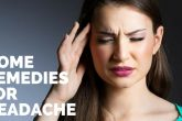 Natural Remedies for Headache
