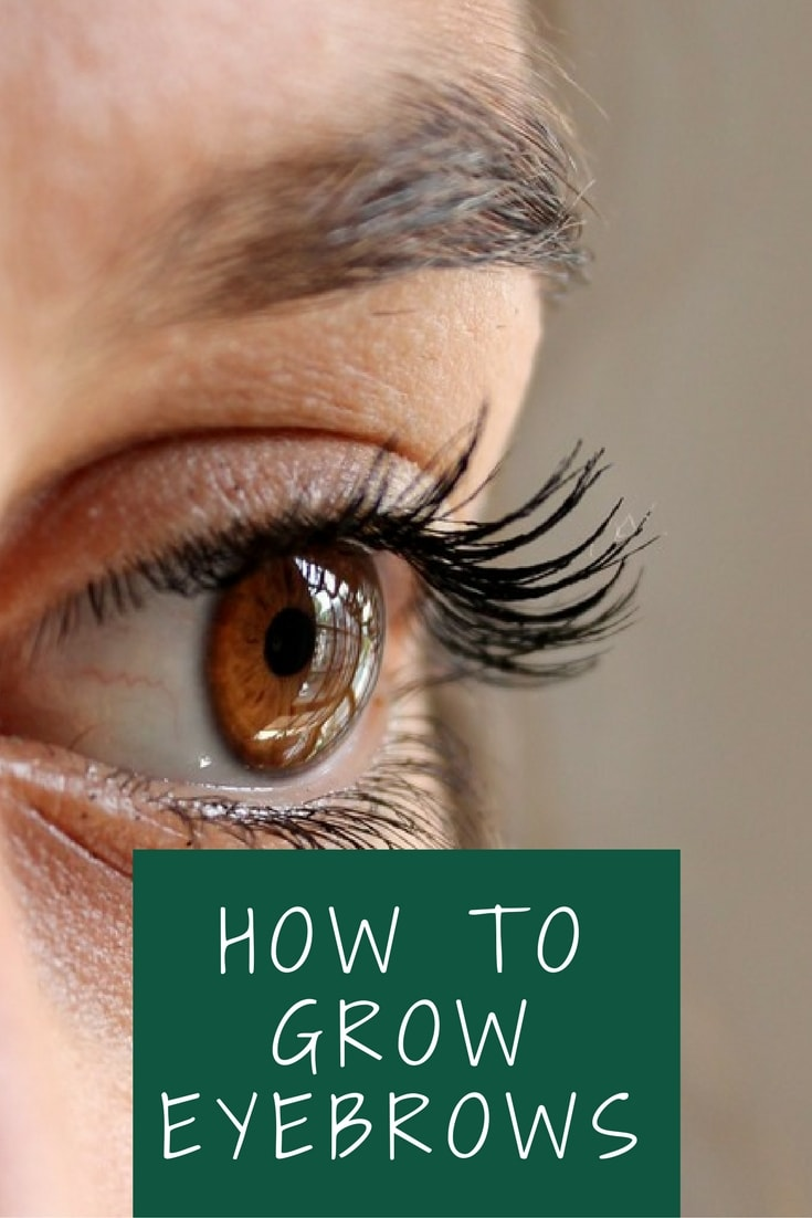 How to Grow Eyebrows Naturally? - Home Remedies for ...