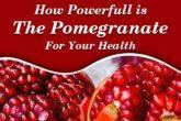 pomegranate uses