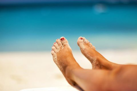 Home Remedies To Get Rid of Stinky Feet