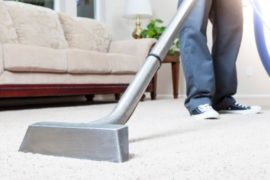 DIY carpet cleaning ideas