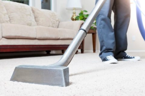 DIY carpet cleaning ideas