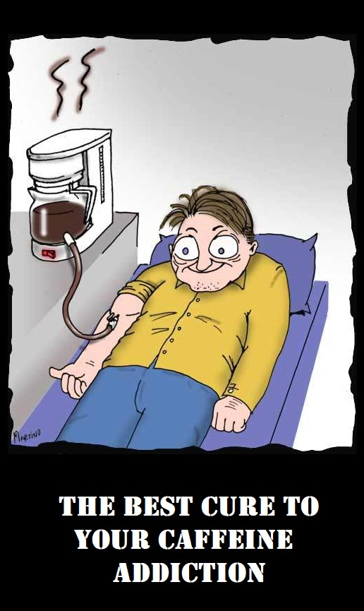 How to get rid of caffeine addiction